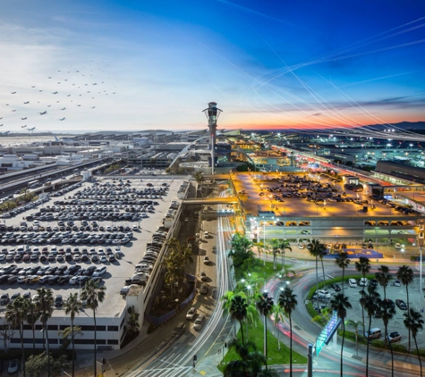 LAX - Los Angeles International Airport - Los Angeles, CA