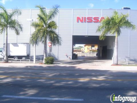 AutoNation Nissan Miami 3345 SW 8th St, Miami, FL 33135 - YP.com