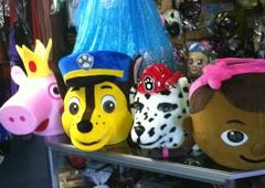 Arlene's Costume Shop - Toms River, NJ. Hundreds of mascots