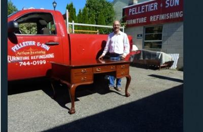 Pelletier & Son Furn Refinishrs - Salem, MA
