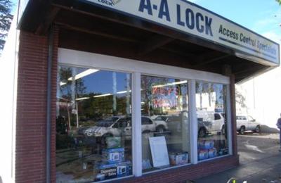 A-A Lock and Alarm Inc - Menlo Park, CA