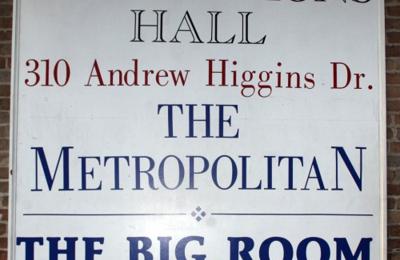 The Metropolitan - New Orleans, LA