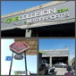 Kens Collision Center - Los Angeles, CA. View from outside