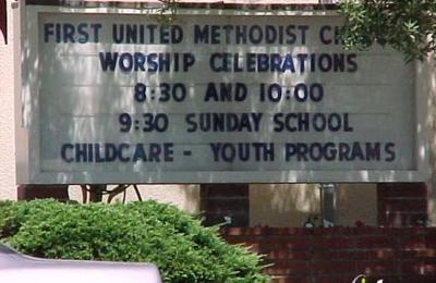 First United Methodist Church - San Leandro, CA