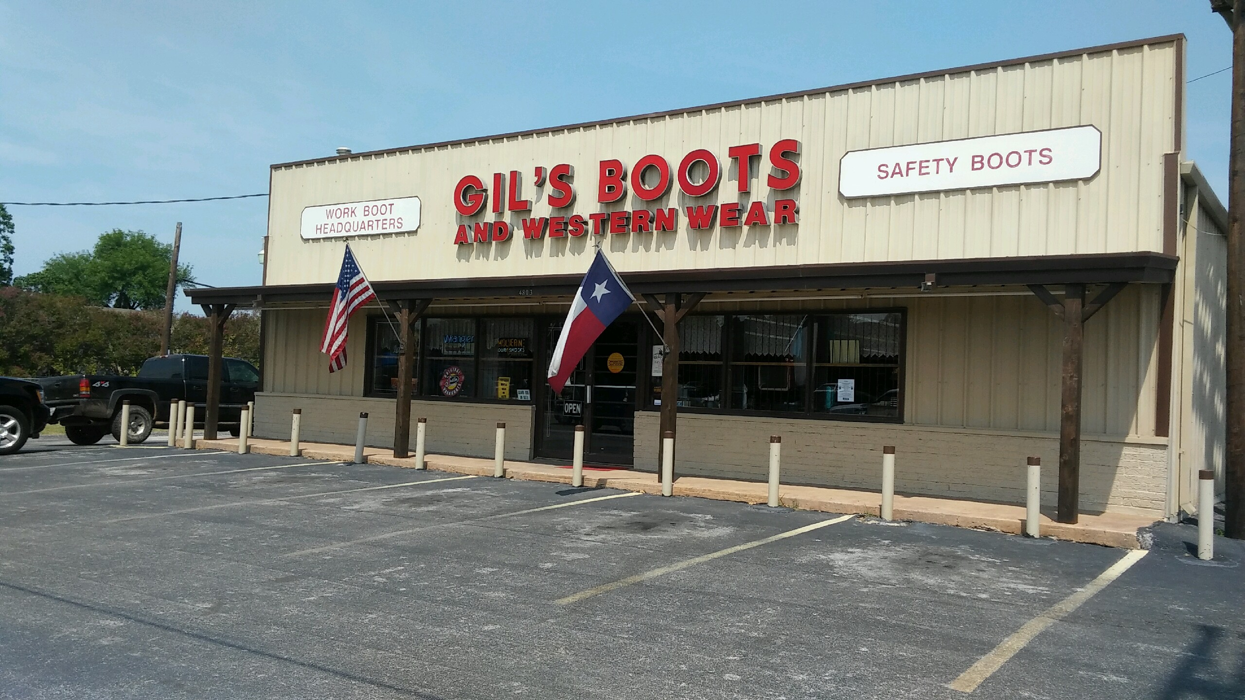 Gil S Boots Amp Western Wear 4803 Rigsby Ave San Antonio