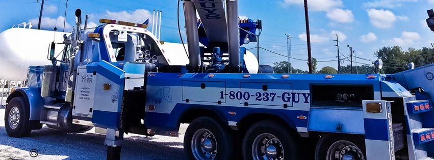 Guy S Towing Service 601 Crestlawn Dr Lafayette La 70503 Closed Yp
