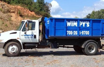 Wimpy Dumpsters - Dahlonega, GA