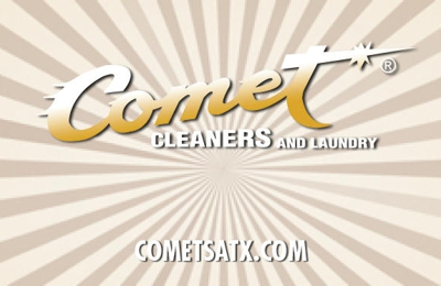Comet Cleaners and Laundry San Antonio - San Antonio, TX