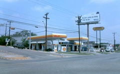 Shell Service Station Hollywood Park