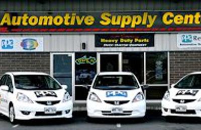 Automotive Supply Center, Ltd. - Hilo, HI