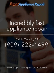 Rapid Appliance Repair-Ontario