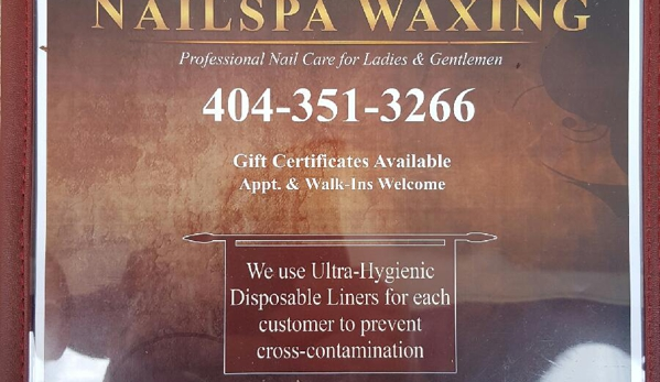 Nail Spa Waxing - Atlanta, GA