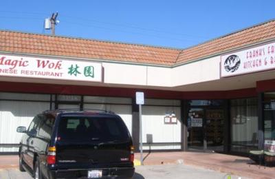Magic Wok Restaurant 3313 N Verdugo Rd Glendale Ca 91208
