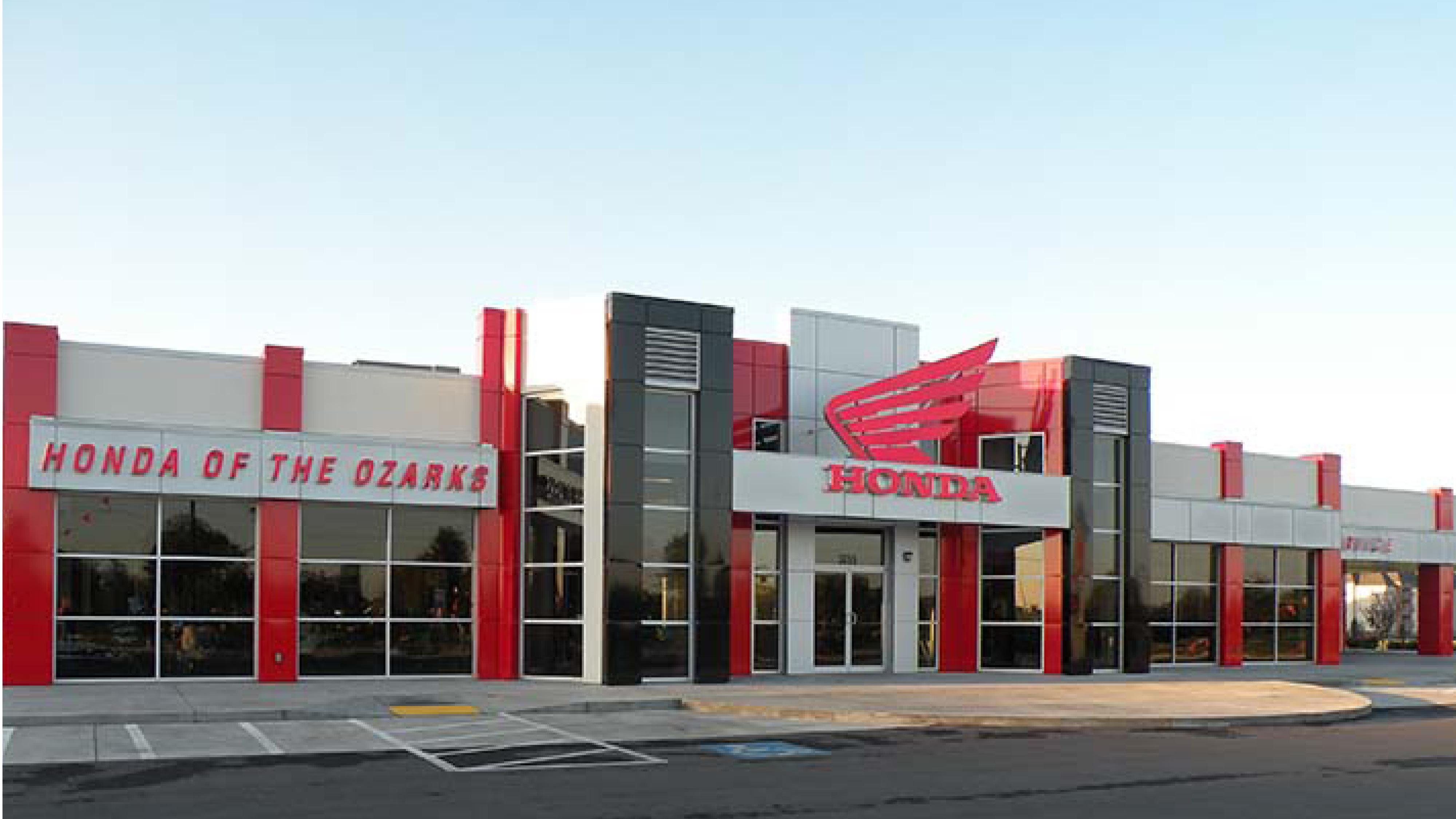 Honda Of The Ozarks >> Honda Of The Ozarks 2055 E Kerr St Springfield Mo 65803 Yp Com