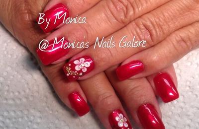Monica's Nail Galore - San Antonio, TX