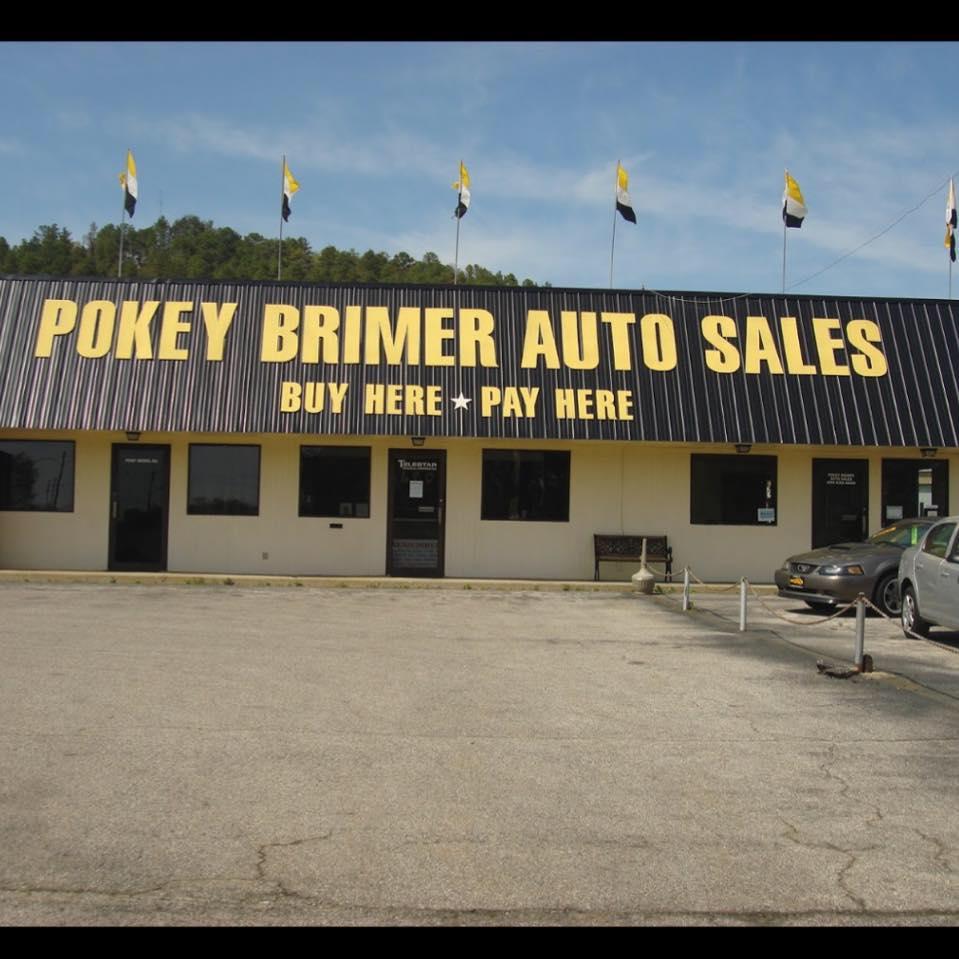 Pokey Brimer Auto Sales 201 Hamric Dr W Oxford Al 36203
