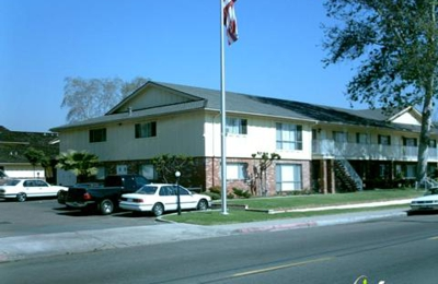 Parkview Apartments National City Ca