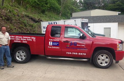 J & D Waterproofing & Home Improvements - Canonsburg, PA