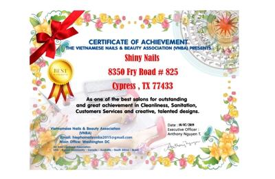 Shiny Nails - Cypress, TX