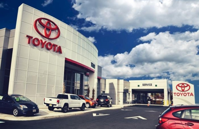 Team Toyota Of Princeton Lawrence Township Nj