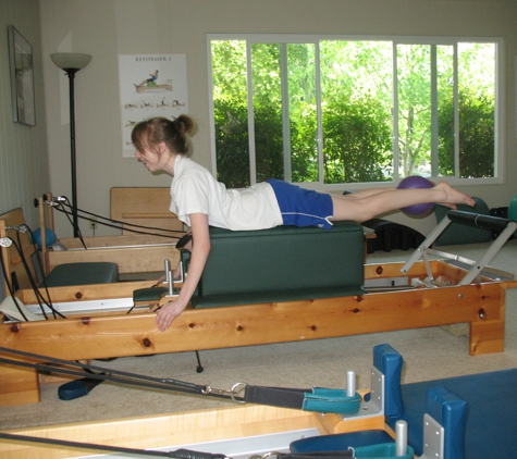 Mindful Movement Pilates Training - Carrie Stillman - Santa Rosa, CA