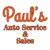 Paul's Auto Service & Sales