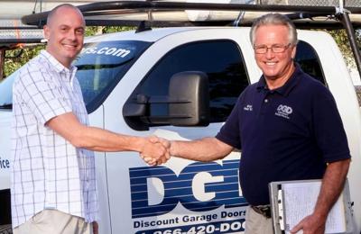 Discount Garage Doors Inc. - T&a FL  sc 1 st  Yellow Pages & Discount Garage Doors Inc. 110 W Seneca Ave Ste 106 Tampa FL ...