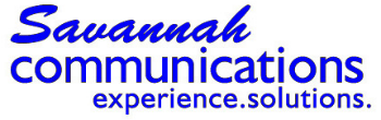 savannah communications logo