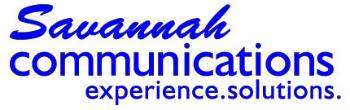 savannah communications logo