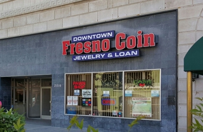 Fresno Coin Jewelry & Loan Downtown - Fresno, CA