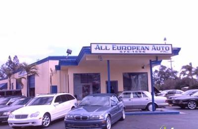 All European Auto Repair - Jupiter, FL