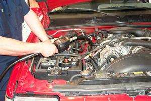 automobile repairs