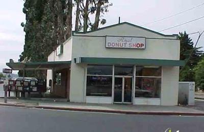 Original Royal Donut - Burlingame, CA