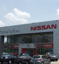 AutoNation Nissan Thornton Road   Lithia Springs, GA
