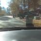 American Disposal Service - Acworth, GA. Poor service bins left in road