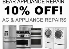 Bear Appliance Repair - Brooklyn, NY