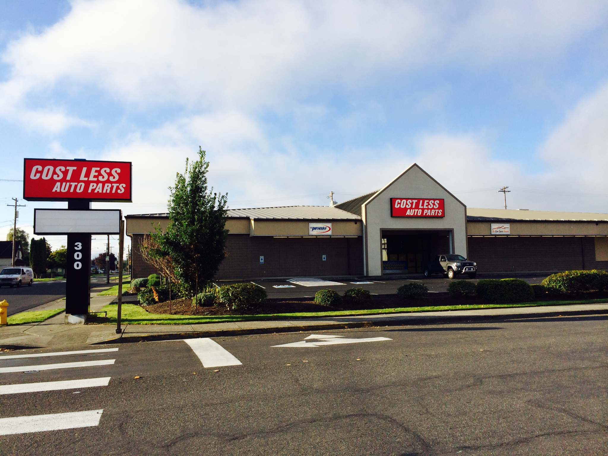Cost Less Auto Parts 300 Oak St Kelso WA YP