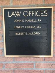 McRorey Robert E Attorney at Law