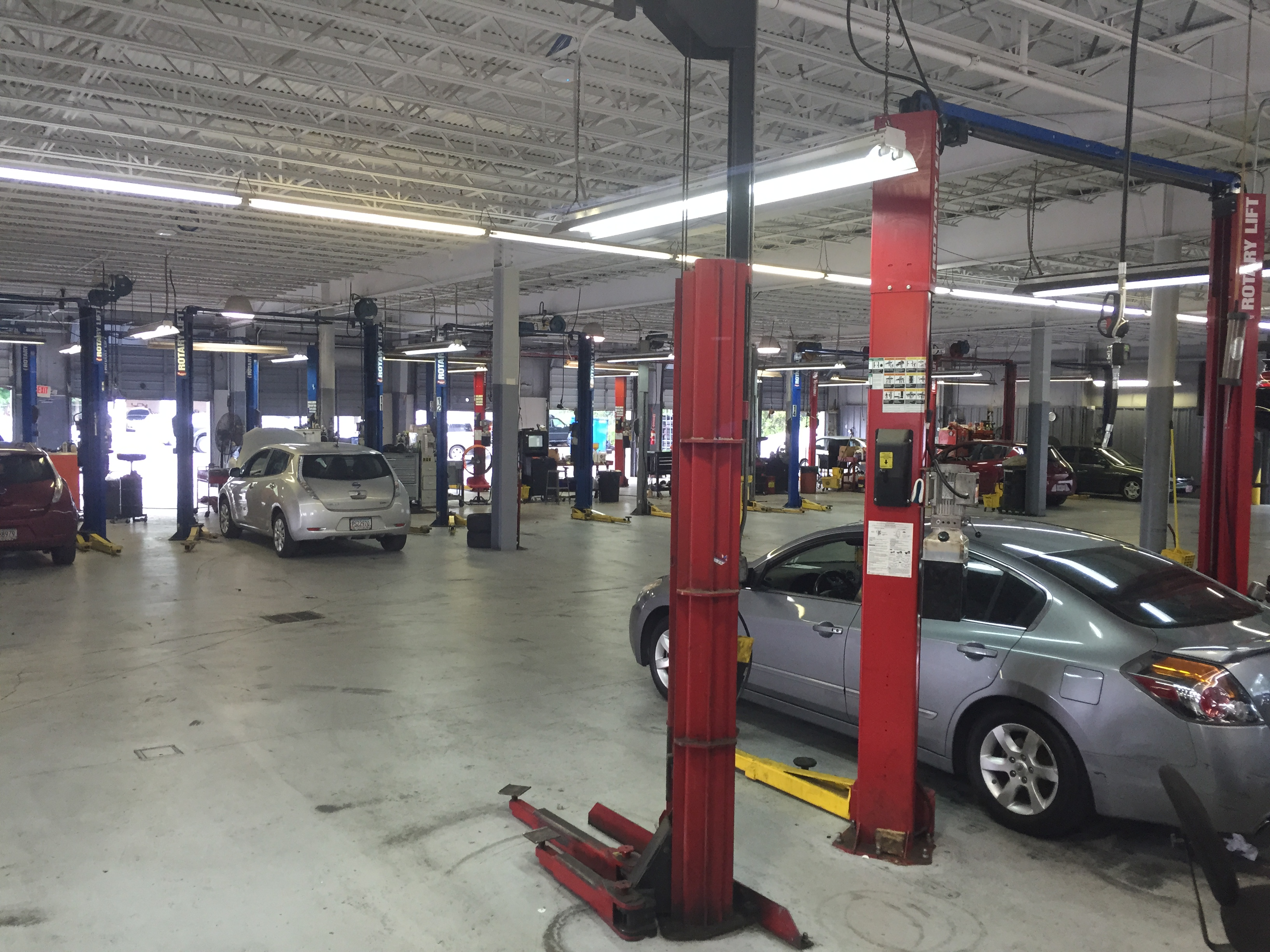 Nalley Nissan Of Atlanta 5211 Peachtree Industrial Blvd