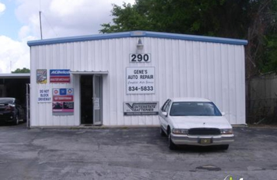 Gene's Auto Repair Inc - Casselberry, FL