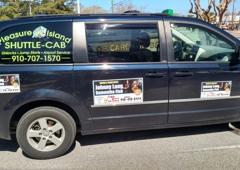 Pleasure Island Shuttle Cab & Car Unlock - Carolina Beach, NC