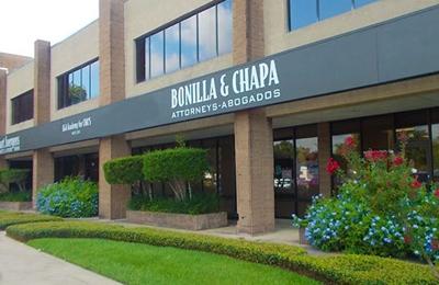Bonilla & Chapa PC 2600 N Gessner Rd Ste 136 , Houston TX