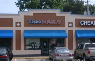 Paris Nails - Memphis, TN