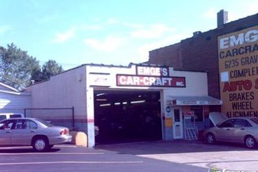 Emge's Carcraft Auto Service