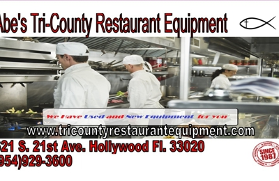 Abes Restaurant Equipment And Supplies - Hollywood, FL