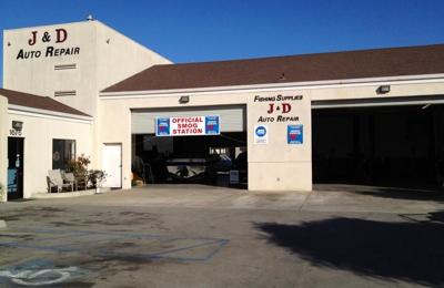 J And D Auto >> Gone Fishin J D Auto Repair 1675 Contra Costa St