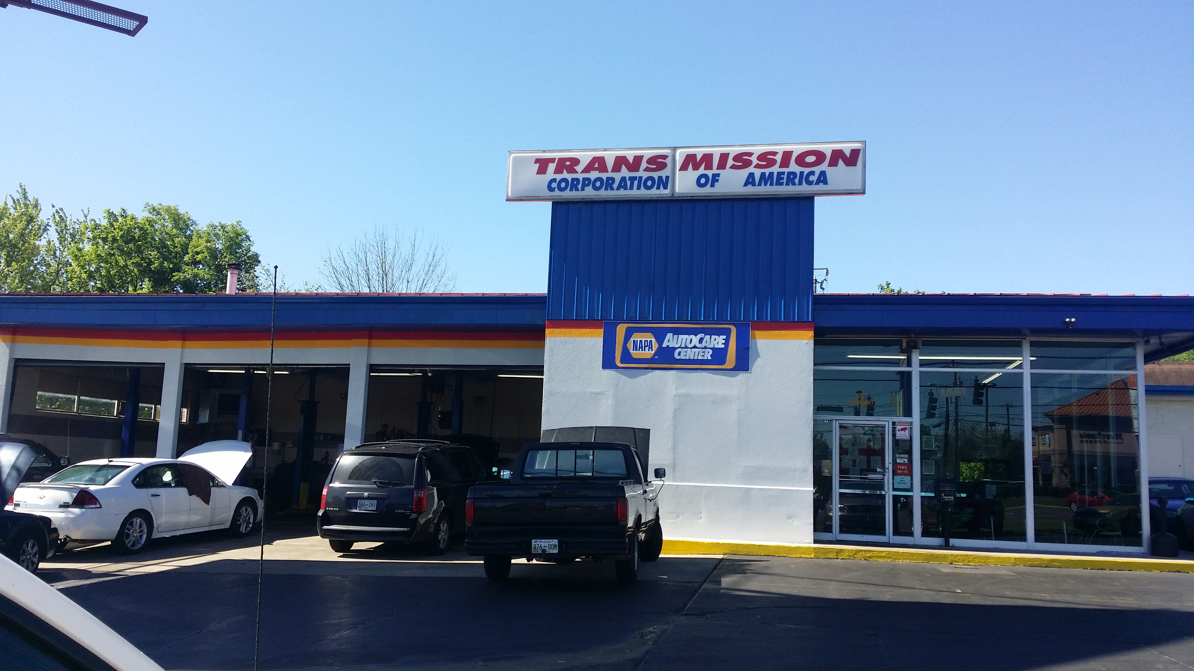 Transmission Corporation Of America 5327 Clinton Hwy