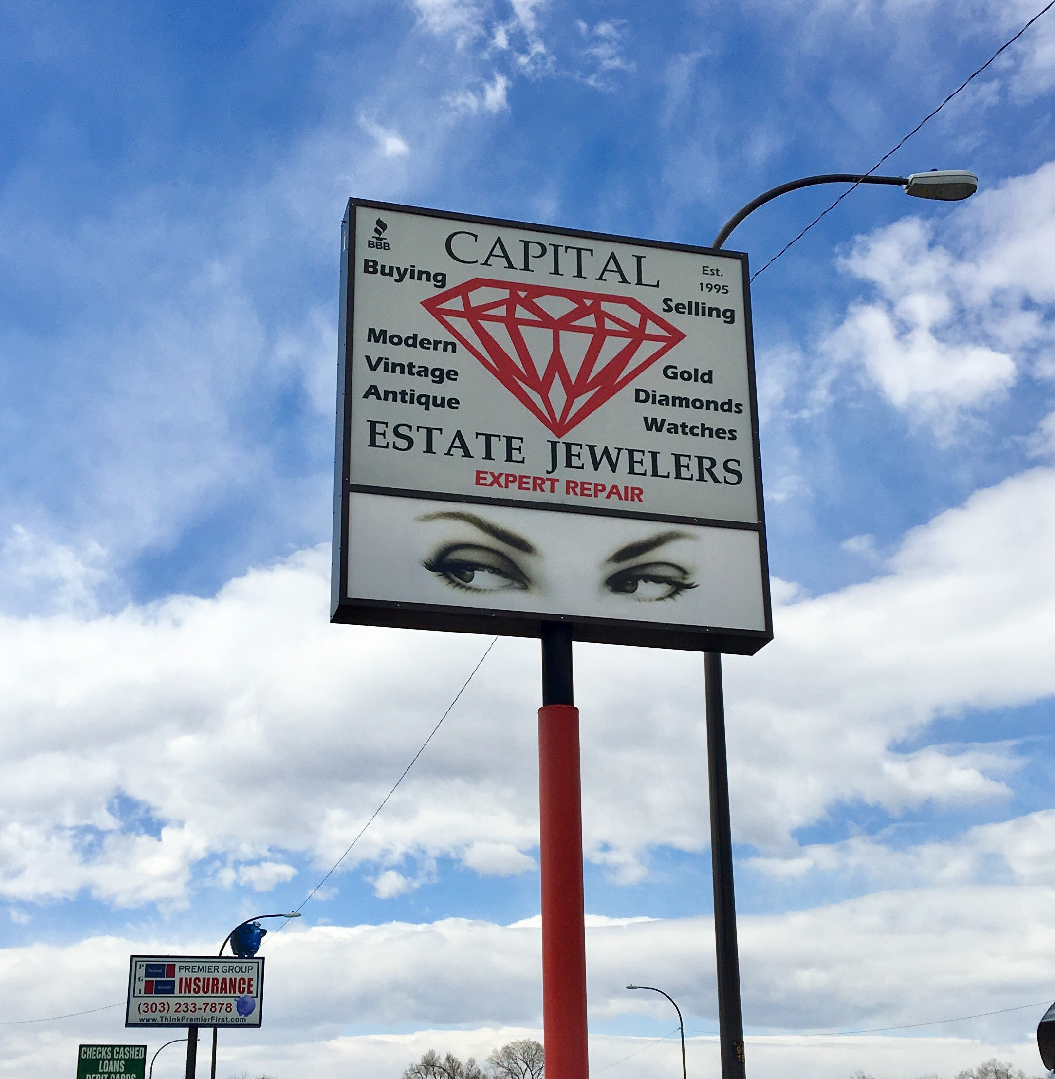 Capital Estate Jewelers 8550 W Colfax Ave, Denver, CO