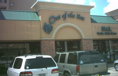 Out Of The Box 5709 Woodway Dr Ste F Houston Tx 77057 Ypcom