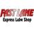 Fast Lane Express Lube Shop